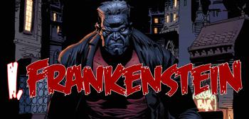 I, Frankenstein Comic