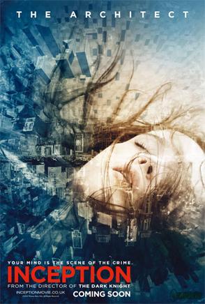 Inception Poster - Ellen Page