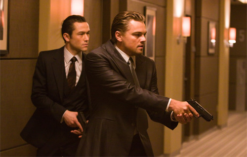 Christopher Nolan's Inception Photo