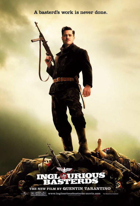 Official Inglourious Basterds Poster