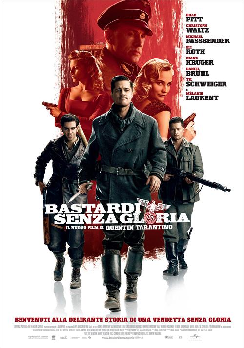 Inglourious Basterds Italian Poster