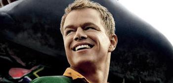 Invictus - Matt Damon