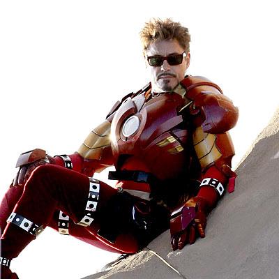 Iron Man 2 Suit
