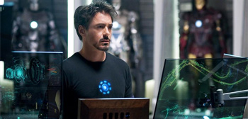 Tony Stark - Iron Man 2