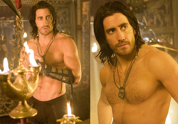 Jake Gyllenhaal in Prince of Persia