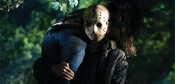 Jason in Friday the 13th
