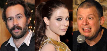 Jason Lee, Michelle Trachtenberg, Jim Norton
