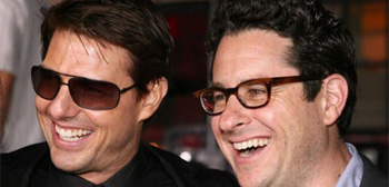 Tom Cruise and J.J. Abrams