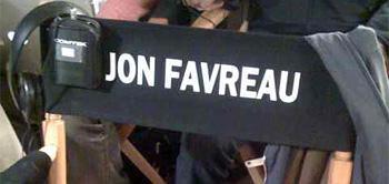 Jon Favreau's Director's Chair