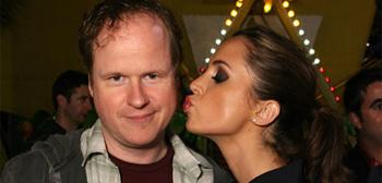Joss Whedon & Eliza Dushku