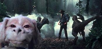 Jurassic Park / NeverEnding Story