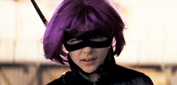 Hit-Girl in Kick-Ass