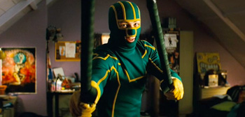 Kick-Ass Teaser Trailer