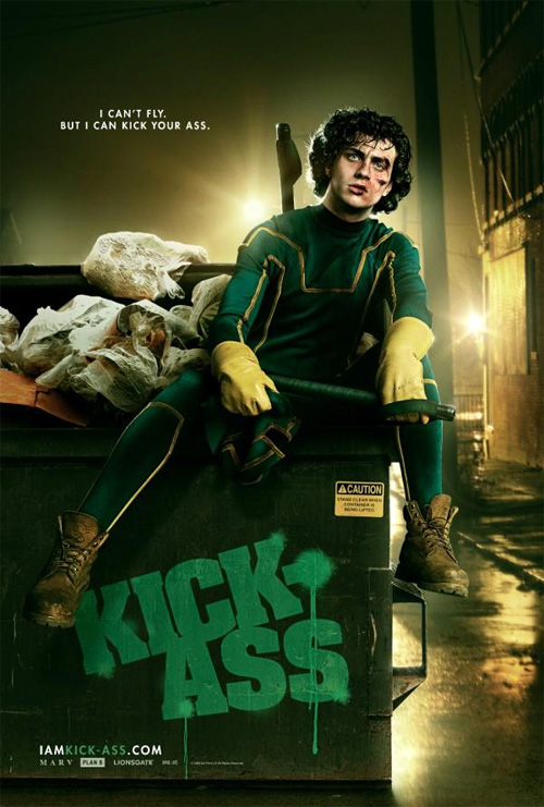 Kick-Ass Teaser Poster
