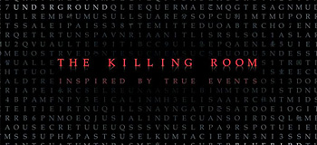 Jonathan Liebesman's The Killing Room Poster