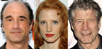 Elias Koteas, Jessica Chastain, Fred Ward