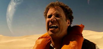 Full Teaser Trailer for Will Ferrell's Land of the Lost
