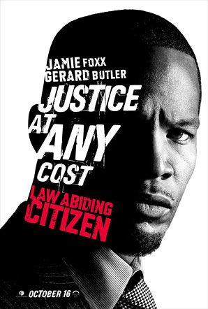 Law Abiding Citizen - Jamie Foxx Poster