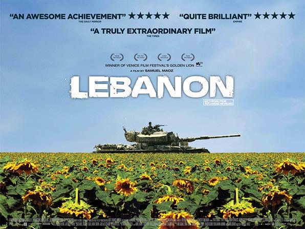 Lebanon Quad Poster