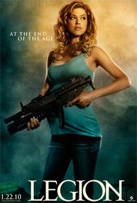 Legion Poster - Adrianne Palicki