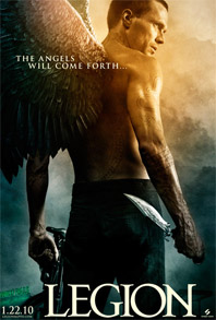 Legion Poster - Paul Bettany