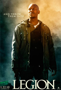 Legion Poster - Tyrese Gibson