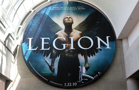 Legion Poster at Comic-Con