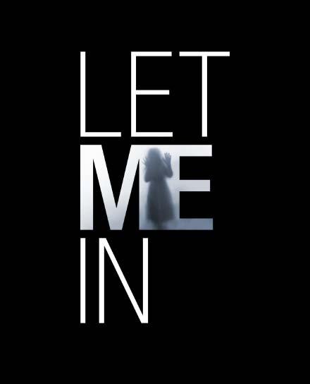 Let Me In Promo Poster