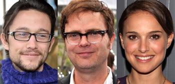 Joseph Gordon-Levitt, Rainn Wilson, Natalie Portman