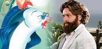 Zach Galifianakis / Incredible Mr. Limpet