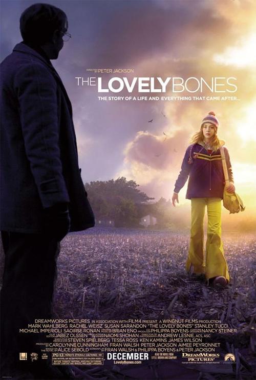 The Lovely Bones Poster