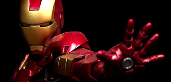 Iron Man 2 - Mark IV Armor