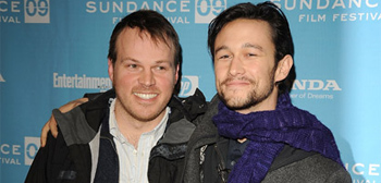 Marc Webb and Joseph Gordon-Levitt