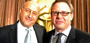 Larry Mark and Bill Condon