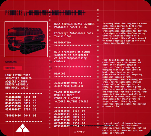 Autonomous Mass Transit Bot