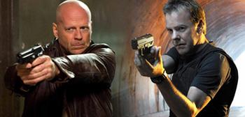 John McClane & Jack Bauer
