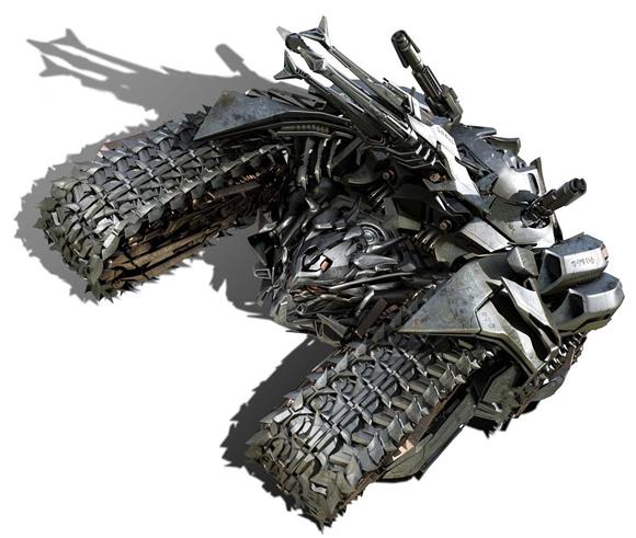 Transformers: Revenge of the Fallen - Megatron