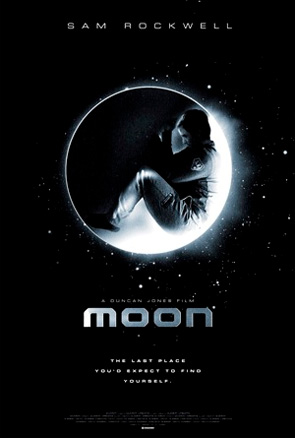 Unused Moon Poster