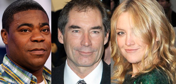 Tracy Morgan, Timothy Dalton, Kate Hudson