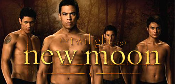 Twilight Updates: New Moon Wolves