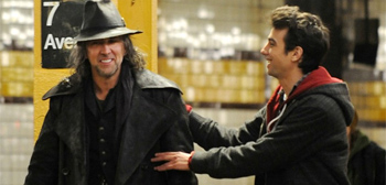 First Look: Nic Cage and Jay Baruchel in Sorcerer's Apprentice