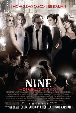 Rob Marshall's Nine