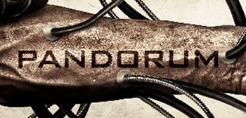 Official Poster for Christian Alvart's Pandorum