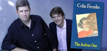 Paranormal Director Oren Peli, Producer Jason Blum, and Celia Fremlin's Book