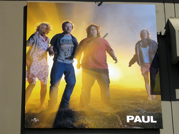 Promo Art for Paul