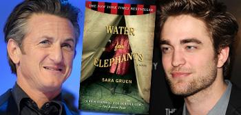 Sean Penn & Robert Pattinson