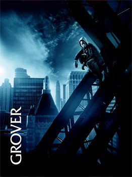 Percy Jackson Poster - Grover