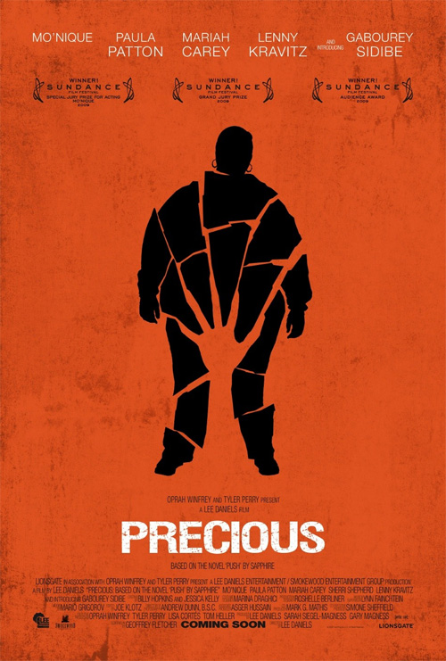 Lee Daniels' Precious Poster