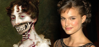 Pride and Prejudice and Zombies / Natalie Portman