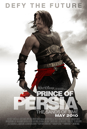 Prince of Persia Poster